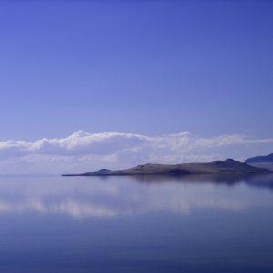 Antelope Island, Utah.