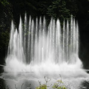 Butchart Gardens, near Victoria, Canada.