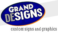 Grand Designs Signs.