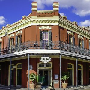 Muriel's, New Orleans, Louisiana.