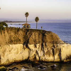 Pismo Beach, California.