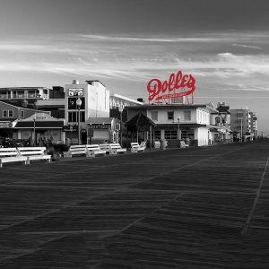 Boardwalk, Rehoboth Beach, DE.