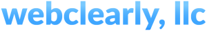 webclearly logo.